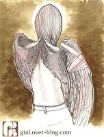 Angel by ginL