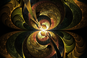 Singularity flower (2013) by SocratePazzo