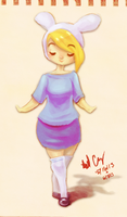 AT - Fionna by shadkat