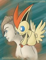 pokeaday 11-10-2011 Victini by Pokeaday