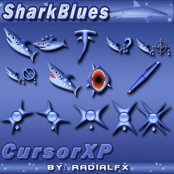 SharkBlues by rautry