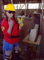 Engineer (personal) - Team Fortress 2 by RicciOnly