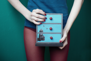 hide it in your drawers by granula