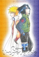 Naruto: Remain Unconquerable by allacoste