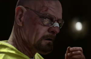 Walter White by Rayluaza