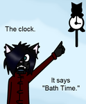 Always obey the clock by ploofy-floop