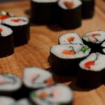 Sushi by toosas
