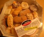 Assorted Russian Cookies by rcmacdonald