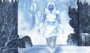 Xarzith Kiss of Winter by DesignsByEve