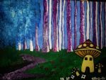 Enchanted Forest by CreativeHand9