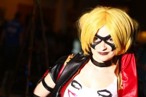 PAX East 2014 - Harley Quinn by VideoGameStupid