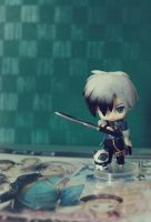 Nendoroid petite: Ludger from TOX2 by handockgirl