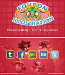 Business Card Compilation by procon-8