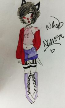 Outfit 1/2 | Contest Entry  by nervecanon