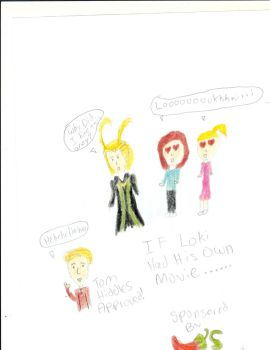 If Loki Had His Own Movie by Person779