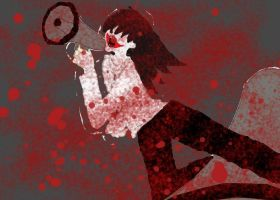 Jeff the killer  Love Is War? by Daugherofnight