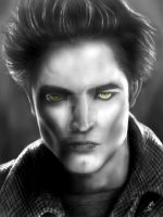 Edward Twilight By Adrian Lazo by DesignByLazo