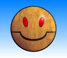 Bot smiley by Guilhem-Bedos