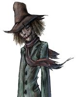 Scarecrow by M-e-l