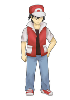 Pokemon Trainer Red:  Rebirth by AInfinity