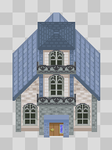 DS STYLE - CHURCH TILE by Tratas