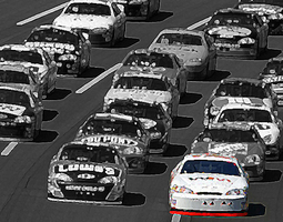 Last Time Leading by NASCAR-Caps