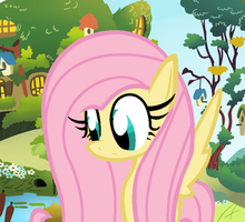 [Animated Gif] FlutterBat still exists by Color-Clouds
