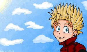 SD Vash by katiewhy