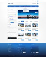 Real Estate website by carl913