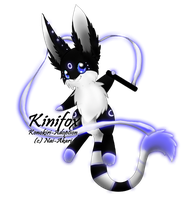 Kinifox Adopt 3: CLOSED by Akari-Adopts