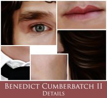Benedict Cumberbatch II Detail by Nero749