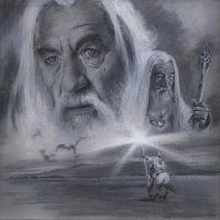Gandalf prelim by Ethrendil