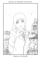 Ch 441 Cover Outlines by KujaEx