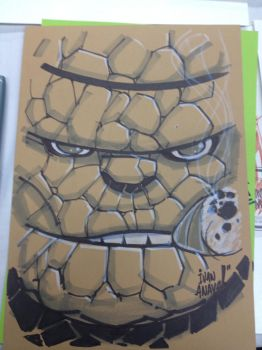 the thing by biroons