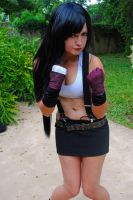 Tifa Cosplay by blairxblitz