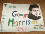 George Harrison thing I made by vampire8462