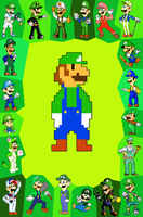 Year Of Luigi! by MushroomWorldDrawer