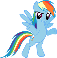 Rainbow Dash is Just That Awesome by MachStyle