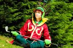 South Park: The Stick of Truth - Kyle Broflovski by Minus10GradCelsius
