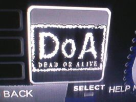 DOA Logo (nWo Style) by TheRumbleRoseNetwork