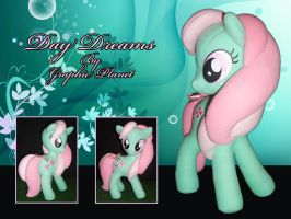 My Little Pony Minty Plush by GraphicPlanetDesign