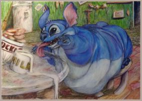 Fat Stitch 2008 by SSsilver-c