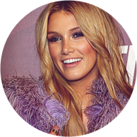 Delta Goodrem Buttons PNG by NatyJonasProductions
