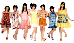 C-ute png [render] by Sellscarol