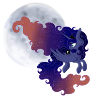Princess of the Night by spottie-dots