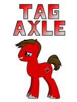 Tag Axle OC by Recycle-Or-Die