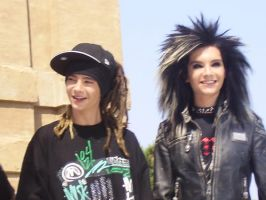 Tokio Hotel at Trl in Italy by cicciola