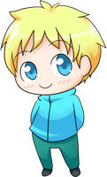 butters by SouthParkFantasy