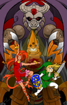 Legend Of Zelda: Oracle of Seasons by SamGorsuch