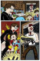 Cosplay Killers Page 6 by C4L